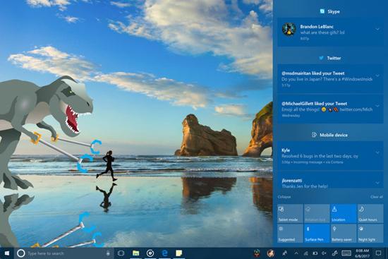 Microsoft рассказала о том, что ждет пользователей Windows 10 в этом году