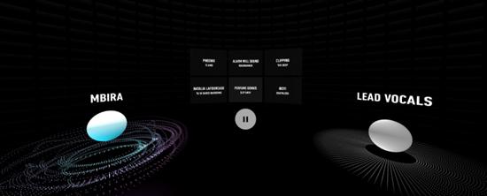 Google запустила экспериментальный эквалайзер в виртуальной реальности
