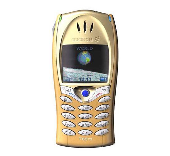 EricssonT68-launched-in-2001 Какими были первые смартфоны
