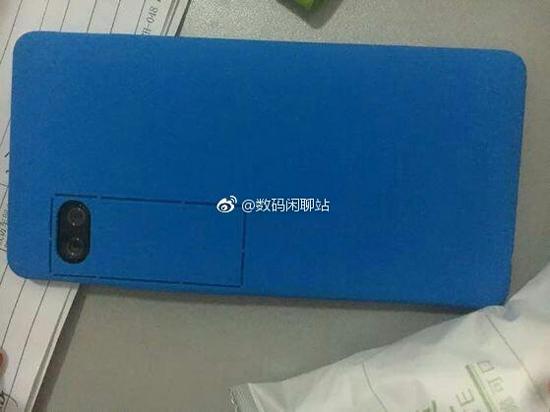 Meizu Pro 7 показали на «живом» снимке