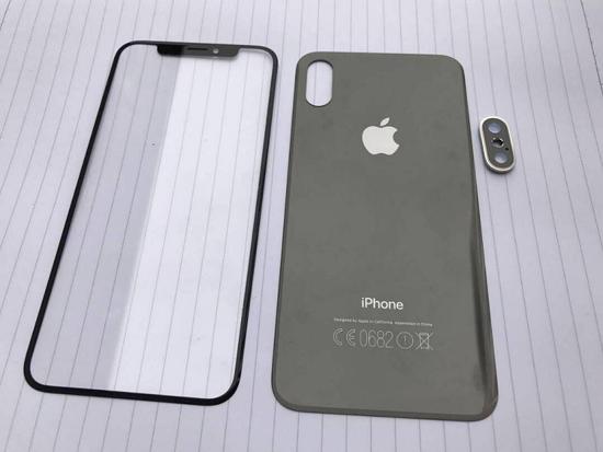 iPhone 8 получит такой дизайн?