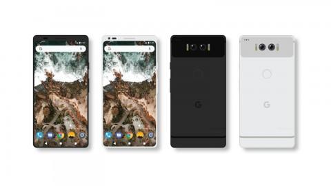 Концепт Google Pixel 2 воплотил все желания пользователей
