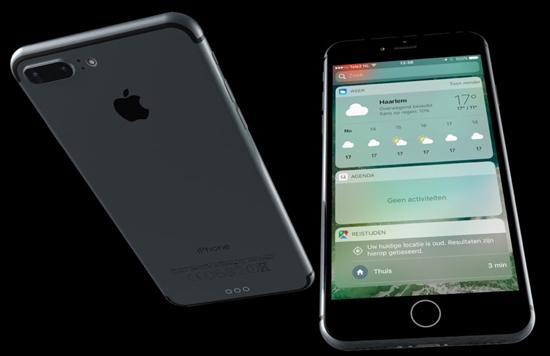 Слухи об iPhone 7