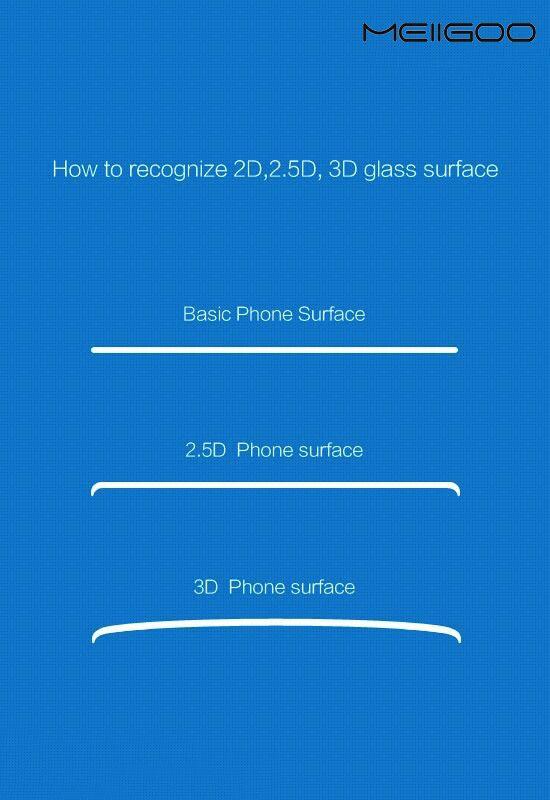 Смартфон Meiigoo S8 получит изогнутое 3D-стекло спереди и сзади