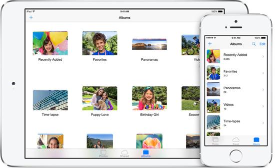 iOS-8-Photos-App-1 5 новых функций iOS 8.1, которые станут доступны в понедельник