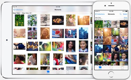 icloudphotolibrary-1 5 новых функций iOS 8.1, которые станут доступны в понедельник