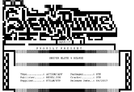 Пираты наконец-то взломали игру Sniper Elite 4