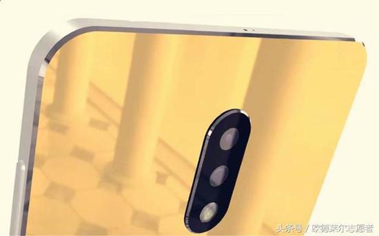 Рендеры Nokia 9 с безрамочным дисплеем и двойной камерой