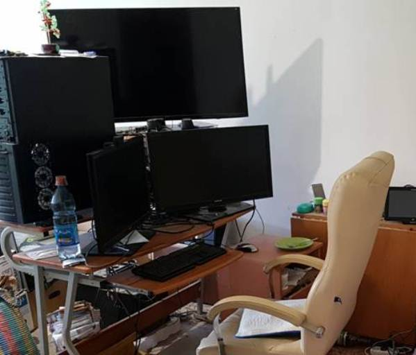 Киевлянин задержан за распространение детского порно