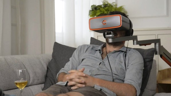 Cinera: An Immersive Personal Theater Headset