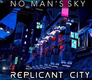 Энтузиасты соорудили в No Man's Sky город будущего при помощи багов