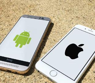 Как перейти с iPhone на Android
