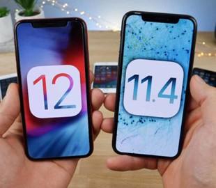 Сравнение времени автономной работы iPhone на iOS 10, iOS 11 и iOS 12