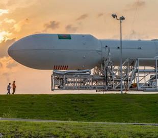 SpaceX показала процесс отделения спутников Starlink от ракеты
