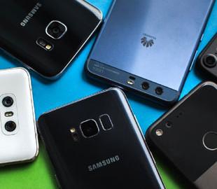 Рынок смартфонов продолжает лихорадить