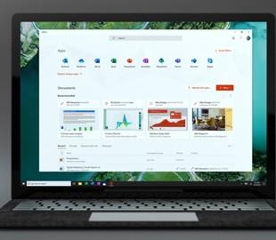 Microsoft представила бесплатный Office для пользователей Windows 10
