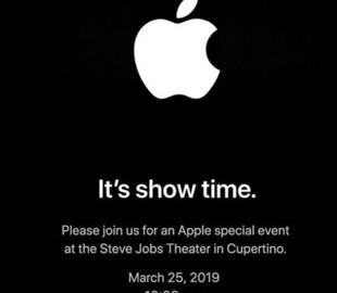 """Результат пошуку зображень за запитом """"Apple назначила таинственную презентацию на 25 марта"""""""