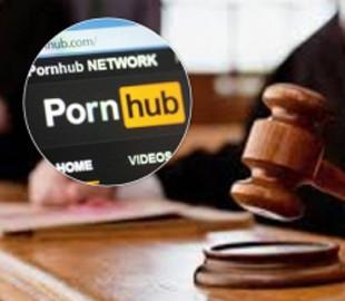 Украинец заплатит штраф за загрузку видео на Pornhub