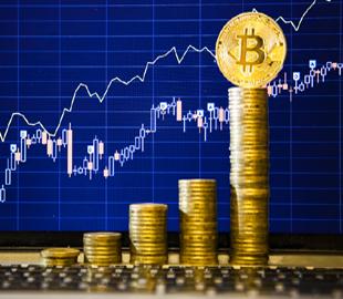 Курс Bitcoin установил новый рекорд, превысив отметку $8240