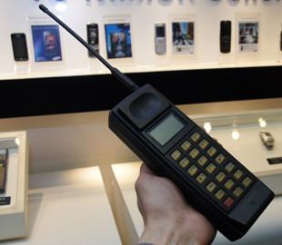 Как создавался самый первый мобильный телефон в мире