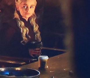 Фанаты «Игры престолов» нашли виновного в появлении стакана Starbucks в кадре