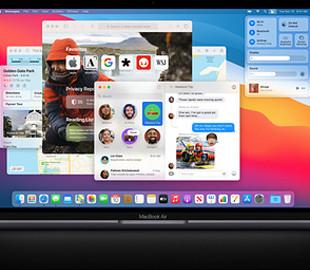Apple представила новые MacBook на собственном процессоре