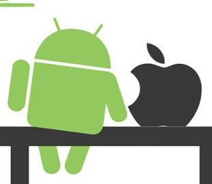 Мнение экспертов: Android всё больше привлекает фанатов iOS
