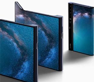 Huawei поставит улучшенный процессор в своём первом складном смартфоне