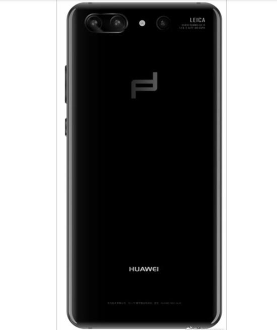 Официальные рендеры Huawei P20, P20 Pro иP20 Lite