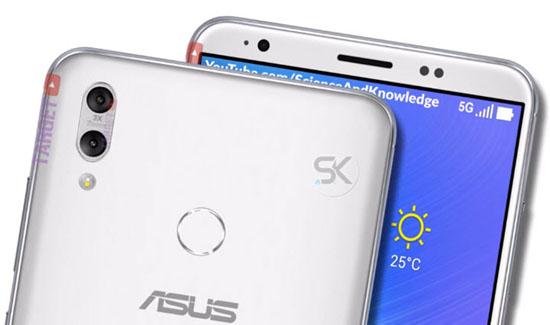 ASUS Zenfone 5 Lite показался наофициальных рендерах с4 камерами