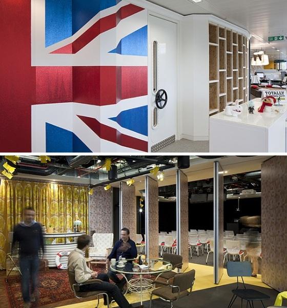 1349330865 youtube office in london 15 - Фотографии офиса YouTube в Лондоне (Фото)