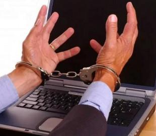 В феврале за преступления в интернете суды наказали 100 украинцев