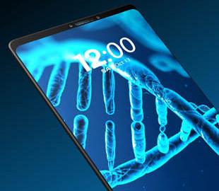Sony работает над смартфоном с прозрачным дисплеем