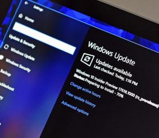 Оновлення Windows 10 уповільнює комп'ютер