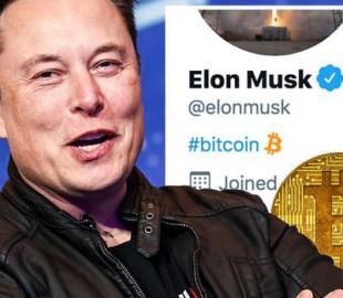 Твит Илона Маска спровоцировал рост биткойна на 20%