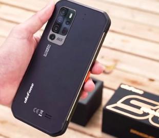 Ulefone презентовала неубиваемый 5G-смартфон с функцией ночного видения