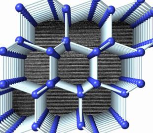 Ученые получили новую кристаллическую форму кремния