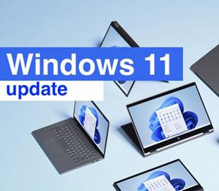 Вышло первое кумулятивное обновление для Windows 11