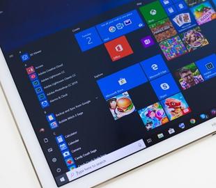 Как открыть сразу несколько приложений через меню Пуск в Windows 10