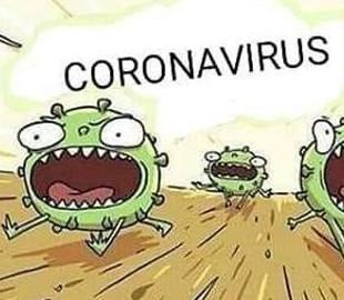 Появились новые забавные фотожабы на коронавирус и карантин в Украине