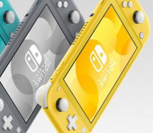 Nintendo анонсировала новую версию консоли Nintendo Switch