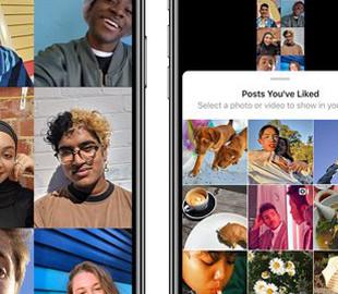 Instagram позволил делиться постами во время группового видеозвонка