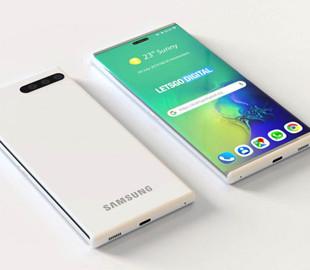 Смартфон Samsung Galaxy S11 может получить раздвижной корпус