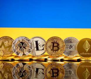 Доклад: Украина лидирует в мире по внедрению криптовалют