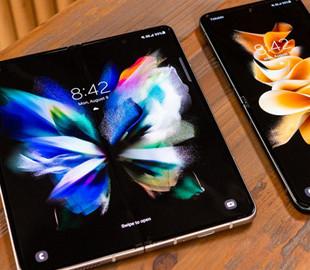 Гибкие смартфоны Samsung получили функцию, которая позволит продлить жизнь аккумулятору