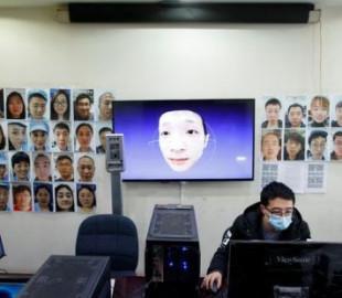 Китайская фирма разработала технологию распознавания лиц в масках
