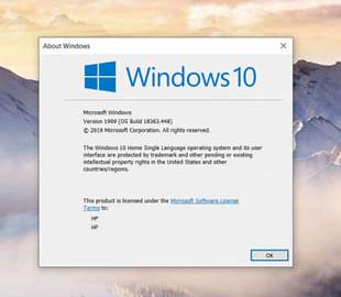 Вышло крупное обновление Windows 10