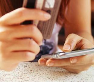 Женщина пополнила интернет-мошенникам мобильные телефоны на 7 тысяч гривен
