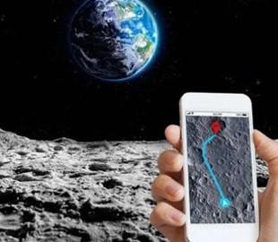 NASA рассказало, можно ли на Луне использовать GPS