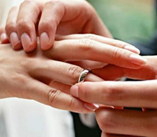 В Украине теперь можно подать заявление о регистрации брака онлайн